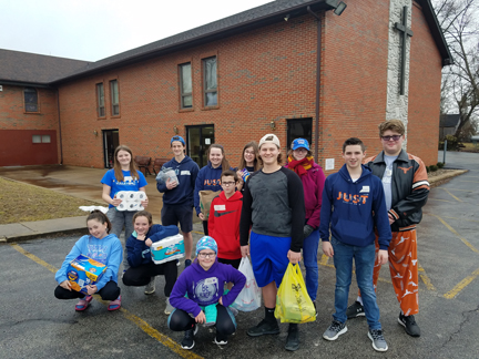 1. Friedens Youth items donated tothe food pantry web 20190223_140624.jpg