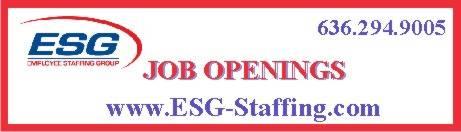 ESG Staffing