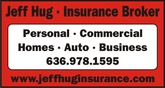 Jeff Hug - Insurance Broker