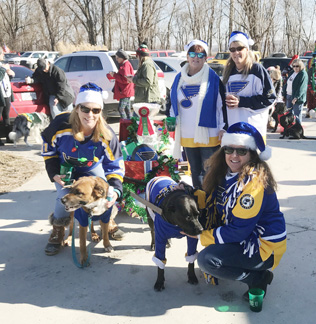 6. Best dog owner ensemble blues web Stanley Cup Pups IMG_1485.jpg