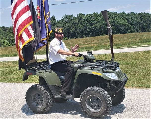 VFW four wheeler parade leader.jpg