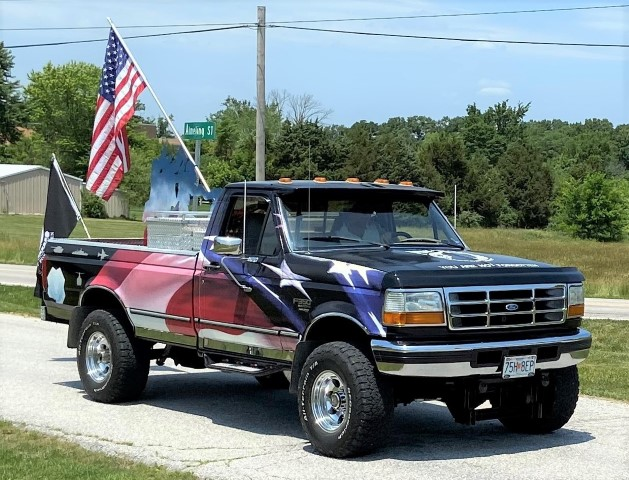 VFW red white and blue pickup.jpg