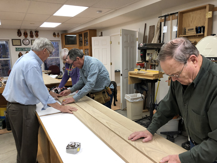 2. AUGUSTA VOLUNTEERS CONSTRUCTING THE BENCHES bench WEB.jpg