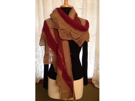 8. Carol Hudgens  scarf 2-color web IMG_1939